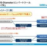 【7/30 Diameter勉強会】9  Diameterコンバータ「KFEP-TR」